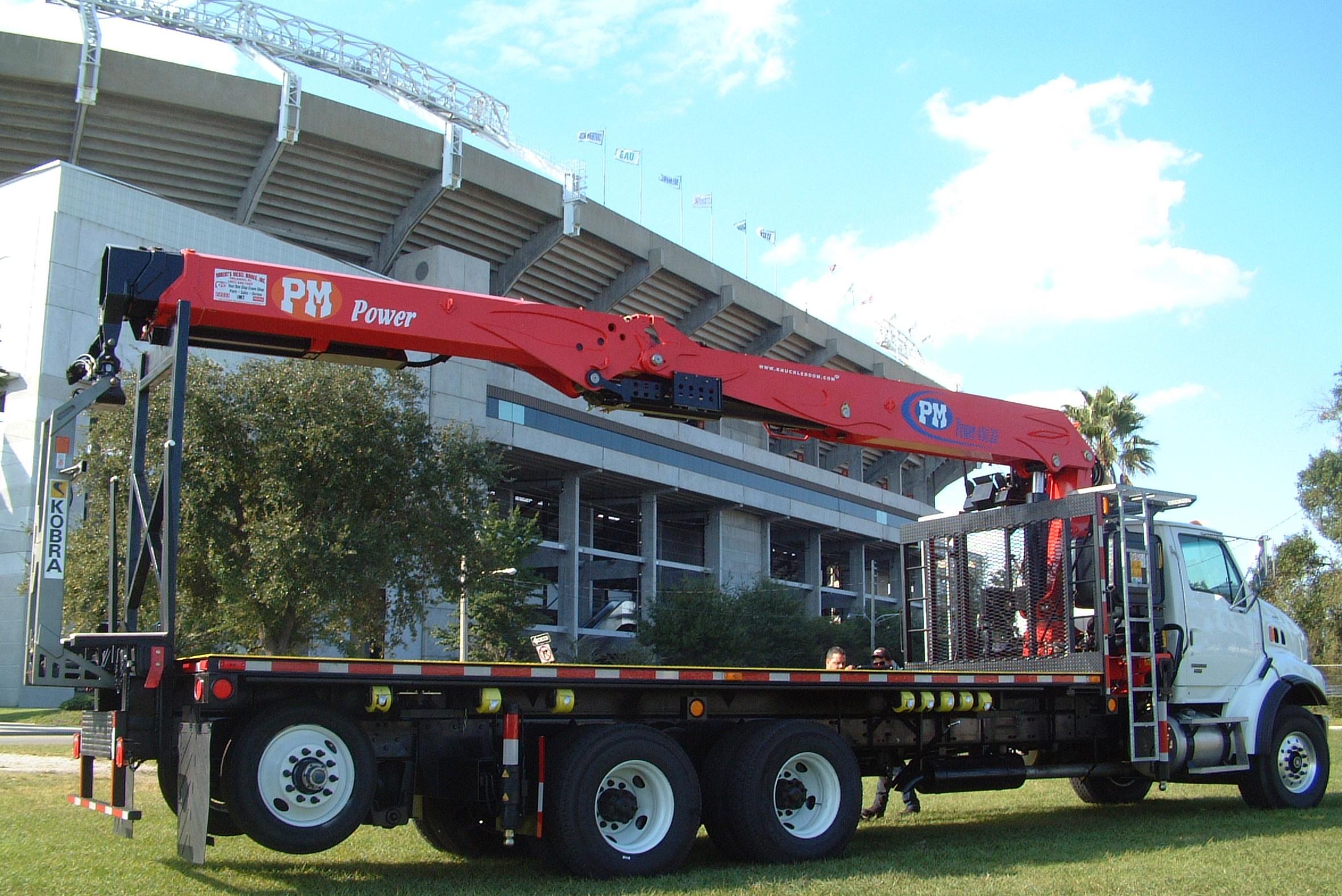 Fastest Stock Diesel Truck >> Drywall Truck - Drywall Trucks - Drywall Crane - Drywall Cranes